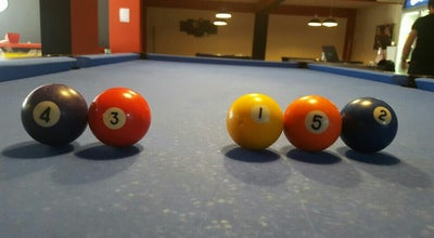 Photo of Pool Hall Black Red Bilardo at Turkey