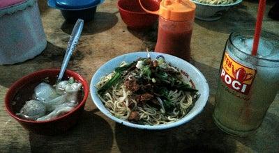 "Photo of Ramen / Noodle House Spesial Mie Ayam Bangka ""Barokah"" Pak Apo at Patran, Gamping, Indonesia"
