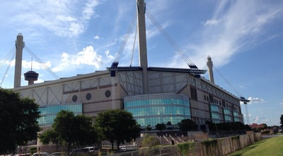 Photo of Football Stadium Alamodome at 100 Montana St, San Antonio, TX 78203, United States