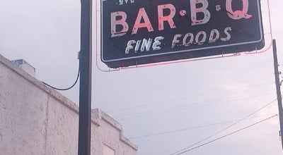Photo of BBQ Joint McClard's Bar-B-Q at 505 Albert Pike Rd, Hot Springs National Park, AR 71913, United States