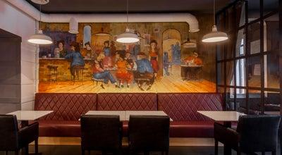 Photo of Modern European Restaurant Jacky Jacky at Ул. Верхняя Масловка, 20/1, Moscow 127083, Russia