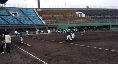 Photo of Baseball Field 倉敷運動公園 野球場 at 四十瀬4, Kurashiki 710-0835, Japan