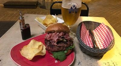 Photo of Burger Joint Bocca di Bonifacio at C. De Sardenya, 360, Barcelona 08025, Spain