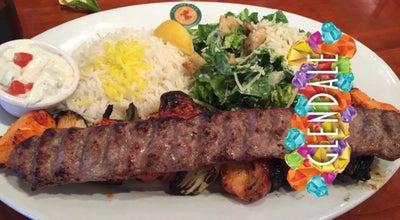 Photo of Mediterranean Restaurant Panini Cafe at 400 N Brand Blvd, Glendale, CA 91203, United States