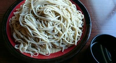 Photo of Ramen / Noodle House そば処 涌井せんたあ at 永江涌井7910, 中野市, Japan