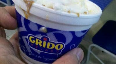 Photo of Ice Cream Shop Grido Heladería at 25 Mayo, Paraná 3100, Argentina