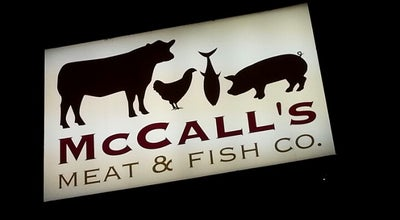Photo of Butcher McCall's Meat & Fish Company at 2117 Hillhurst Ave, Los Angeles, CA 90027, United States