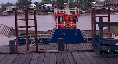 Photo of Beach Pelabuhan Rambang at Jl. Riau, No.1, Palangka Raya, Indonesia