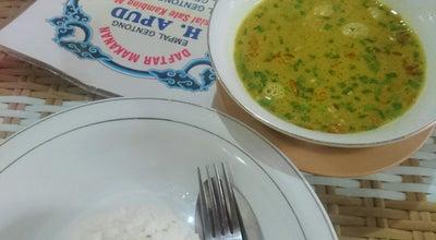 Photo of Asian Restaurant Empal Gentong H.Apud - Plered - Cirebon at Jl. Raya Plered, Plered Cirebon, Indonesia