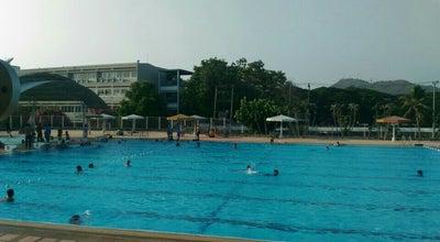 Photo of Pool สระว่ายน้ำ (Swimming Pool) at Assumption College Sriracha, Si Racha, Thailand