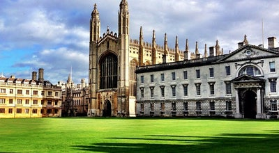 Photo of Tourist Attraction King's College at King's Parade, Cambridge CB2 1ST, United Kingdom