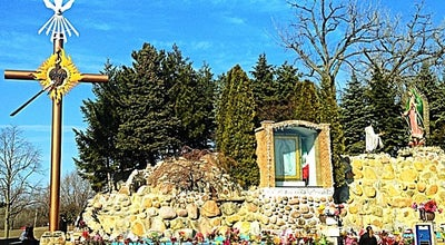Photo of Church Santuario de Nuestra Señora de Guadalupe at 1170 N River Rd, Des Plaines, IL 60016, United States
