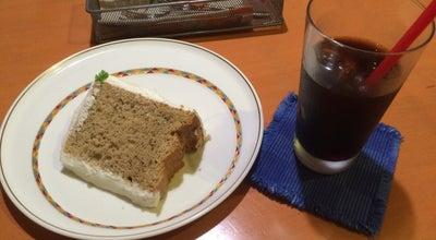 Photo of Cafe Cafe Comodo カフェ コモード at 鷹来町4929番地, 春日井市, Japan