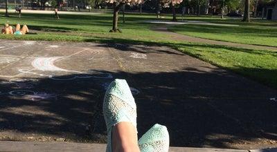 Photo of Playground University Park at 2362 University St, Eugene, OR 97405, United States