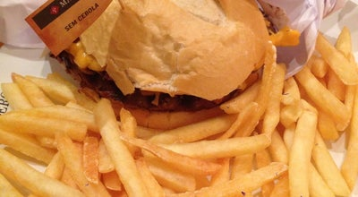 Photo of Burger Joint Madero Burger & Grill at Rua Ermelino Leão, 703, Ponta Grossa 84035-000, Brazil