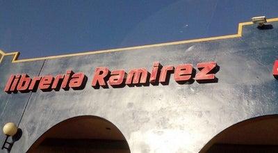 Photo of Bookstore Librería Ramírez at Ensenada, Mexico