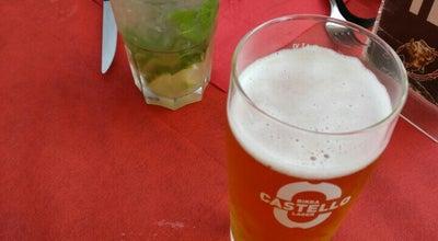 Photo of Burger Joint Ox - Pub, grill & pizza at Piazza De Gasperi 6, Como 22100, Italy