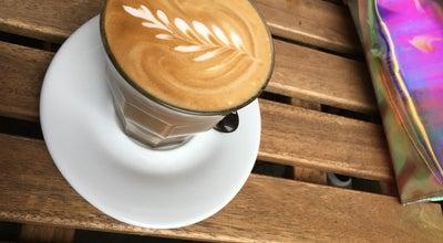Photo of Cafe coffee cube at Jakubská 16, Prague 110 00, Czech Republic