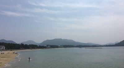 Photo of Beach 菊ケ浜海水浴場 at 堀内, 萩市 758-0057, Japan