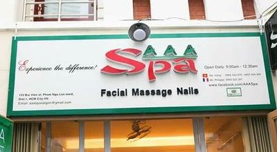 Photo of Spa AAA Spa at 133 Bui Vien, Saigon 700000, Vietnam