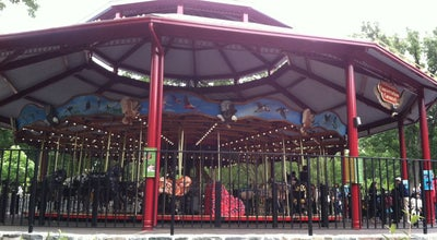Photo of Theme Park Ride / Attraction Carousel at the National Zoo at Washington, DC 20008, United States