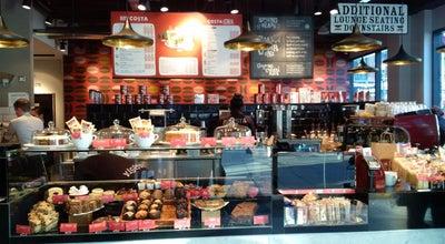 Photo of Coffee Shop Costa Coffee at 9 Colmore Row, Birmingham B3 2BJ, United Kingdom