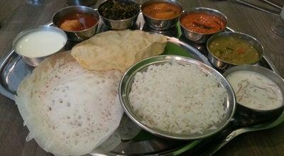 Photo of Vegetarian / Vegan Restaurant Banana Leaf at Juhu Versova Link Road, Mumbai, India