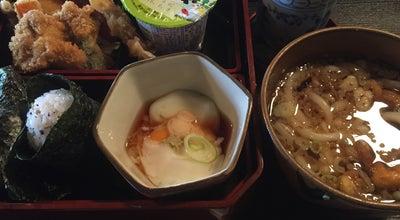 Photo of Ramen / Noodle House 百萬石うどん at 浅江2-6-15, 光市 743-0021, Japan