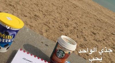 Photo of Beach kuwait tower sea side at Kuwait