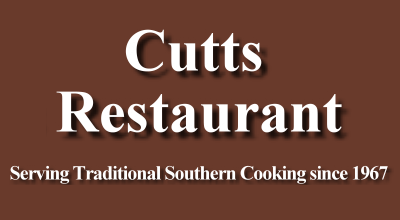 Photo of American Restaurant Cutts Restaurant at 417 E Lee St., Enterprise, AL 36330, United States