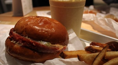 Photo of Burger Joint BURGER at 94a Fountainbridge, Edinburgh EH3 9QA, United Kingdom