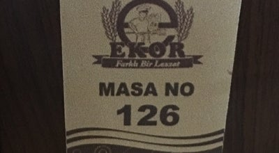 Photo of Bakery Ekor at Cyprus