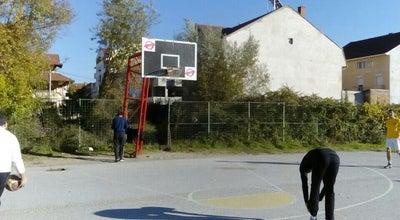 "Photo of Basketball Court Sportski teren ""Vapcarov"" at Macedonia"