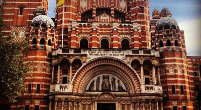 Photo of Church Westminster Cathedral at 42 Francis Street, London SW1P 1QW, United Kingdom