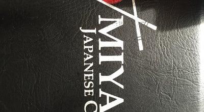 Photo of Japanese Restaurant Miyako at 1225 Main St, Laurinburg, NC 28352, United States