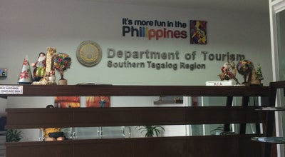 Photo of Monument / Landmark Department of Tourism Region IV-A at Philippines