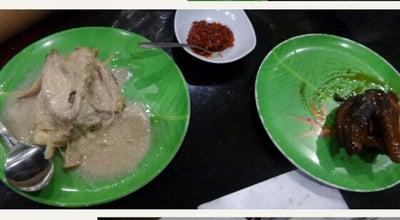 Photo of Fried Chicken Joint Ayam Goreng Mbok Berek Ciledug * Ny. Astuti at Jalan Raya Ciledug, Jakarta, Indonesia