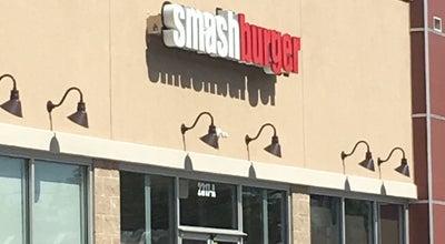 Photo of Burger Joint Smashburger at 2317 Us 22, Union, NJ 07083, United States