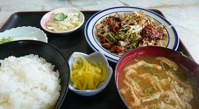 Photo of Diner 川森食堂 at 関町古厩66-3, 亀山市 519-1113, Japan