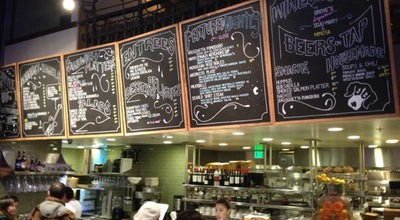 Photo of Cafe The Grove at 690 Mission St, San Francisco, CA 94105, United States