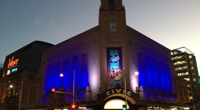 Photo of Theater The Civic at 269 Queen St., Auckland 1010, New Zealand