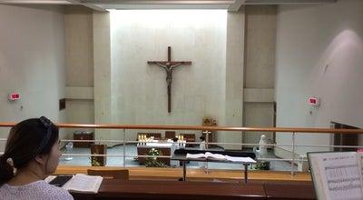 Photo of Church 천주교 마두동성당 at 일산동구 일산로 254, 고양시 410-810, South Korea