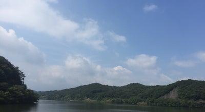 Photo of Lake 小野湖 at 宇部市, Japan