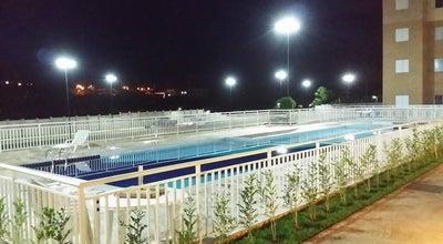 Photo of Pool Piscina - Condomínio Viva Bem Ribeirão Preto at Avenida Leão Xiii, 3900, Brazil