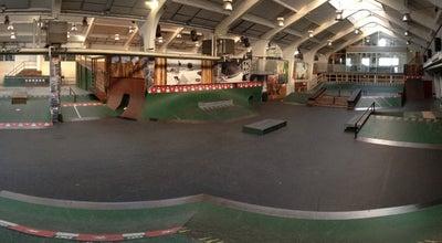 Photo of Skate Park Copenhagen Skatepark at Enghavevej 80, Copenhagen 2450, Denmark