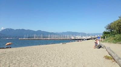 Photo of Beach Jericho Beach at Vancouver V6R 4K5, Canada
