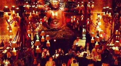 Photo of Lounge Buddha Bar at 8-12 Rue Boissy D'anglas, Paris 75008, France