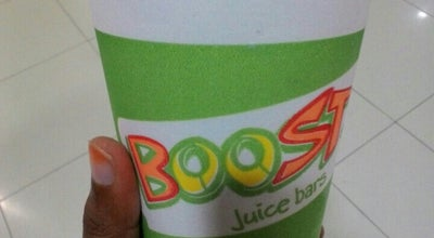 Photo of Juice Bar Boost Juice Bars at Mahkota Parade, Melaka 75000, Malaysia