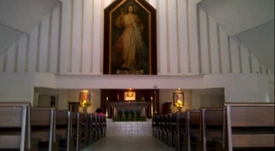 Photo of Church Archdiocesan Shrine of the Divine Mercy at Maysilo Circle, Boni Avenue, Mandaluyong City 1550, Philippines