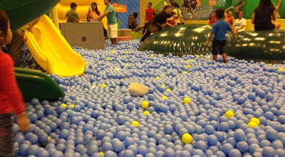 Photo of Playground Kidzoona at 4f Robinsons Galleria, Quezon City 1110, Philippines
